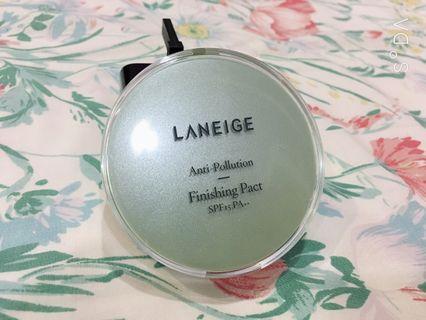 Laneige finishing pact