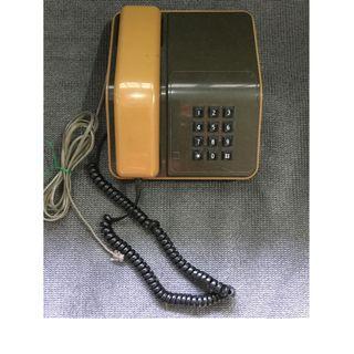 Vintage telephone made in Japan