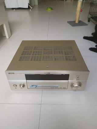 Yamaha natural sound AV Receiver RX-V1600
