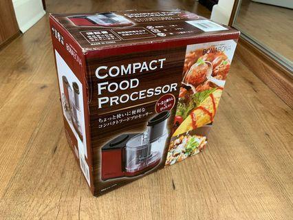 Small Food compressor 特別適合小家庭及二人小情侶使用)