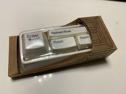 Keyboard stationery