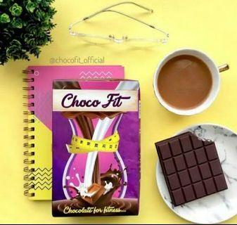 Chocofit obat diet