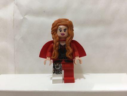絕版 LEGO 獨行俠 Lone Ranger Red Harrington minifigure 79108