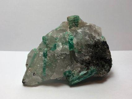Emerald Matrix