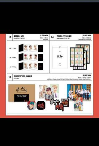 Stray Kids Hi Stay Goods