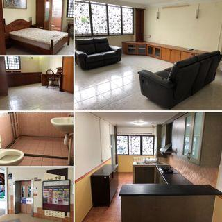 5-mins to Bishan MRT Fully Furnished Apt for Rent