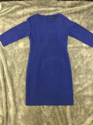 Blue Dress EXECUTIVE