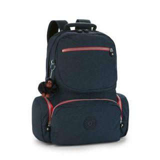 New backpack kipling kangra navy / dark blue