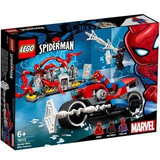 LEGO DC Super Heros: Spider-Man Bike Rescue