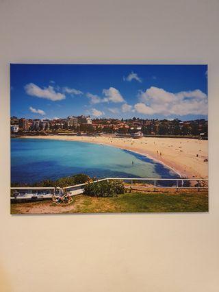 Coogee Beach Canvas Art