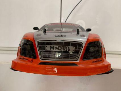 Super high speed racing car