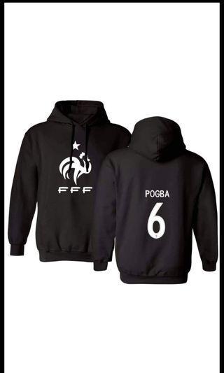 Hoodie Pogba Francia