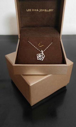 BN Lee Hwa pendant and chain