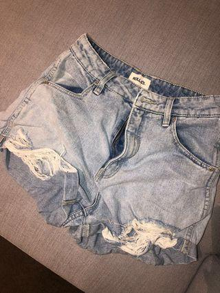 Rollas Relaxed Dusters Shorts