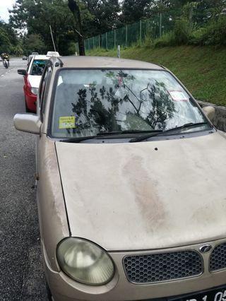 Perodua Kancil '850