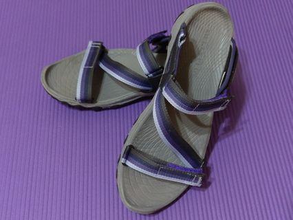 🚚 [Free shipping] MERRELL ALL OUT BLAZE WEB 織帶涼鞋/戶外涼鞋 紫(女)-ML37606