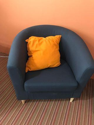 Mini Sofa with pillow - 2 units