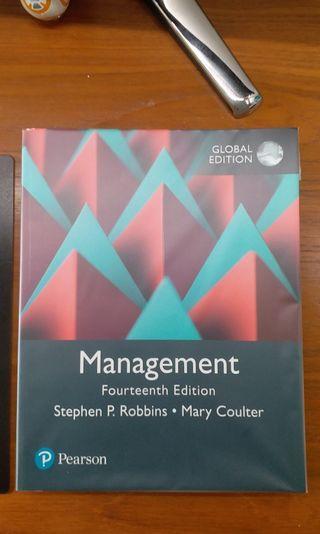 Management (Fourteenth Edition)