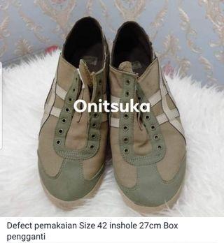 Onitsuka tiger 66 army