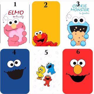 Elmo & Friends Custom Ezlink Card