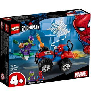 LEGO DC Super Heros: Spider-Man Car Chase
