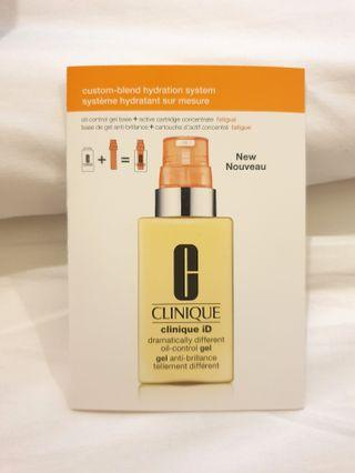 Custom Blend Hydrating System Clinique