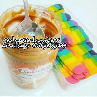Rainbow Cookies Termasyhur