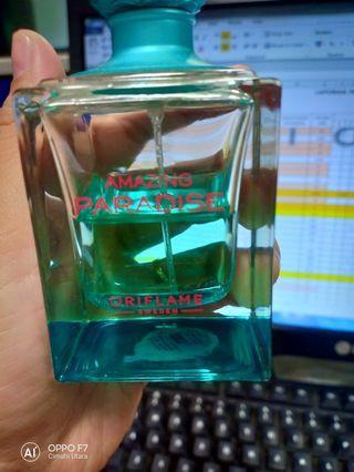Parfume amazing paradise oriflame