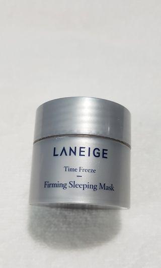Laneige Firming Sleeping Mask 10ml