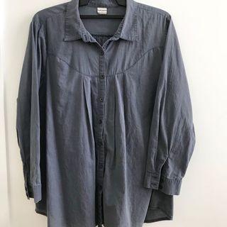 Grey South China Sea Shirt