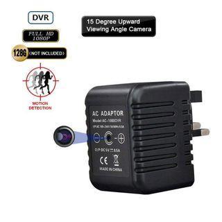 (BNIB) FUVISION 1080P Hidden Spy Camera DVR USB Power Charger (Brand New Boxed)