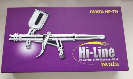 全新日本岩田 Anest Iwata HP-TH噴筆, 未開封
