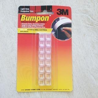 3M Bumpon 5318 Hemispherical Square Clear BRAND NEW!! CHEAPEST!!