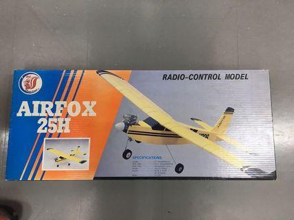 遙控模型飛機-Airfox 25H