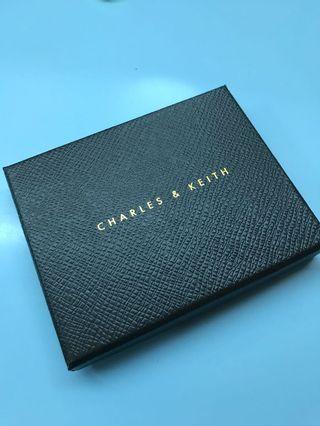Charles & Keith Cardholder (全新連盒)