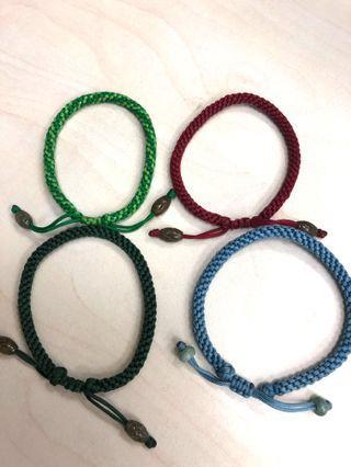 Handmade Jade 手繩