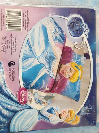 🚚 Princess Quilt cover