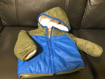 BB厚外套