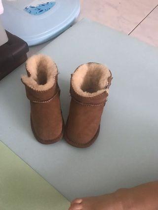 🚚 兒童雪靴