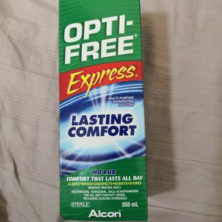 🚚 Opti-free contact lens solution