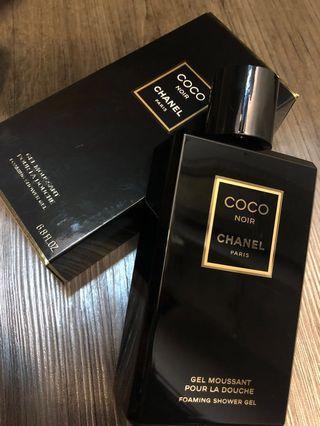 Chanel Noir 香水Shower Gel