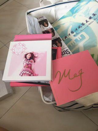 Mag Lam 林欣彤 love is light 親筆簽名CD + DVD