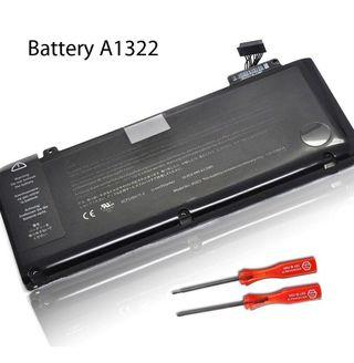 """MacBook Pro 13"""" A1322 New Battery (A1278 Year 2009-2012)"""