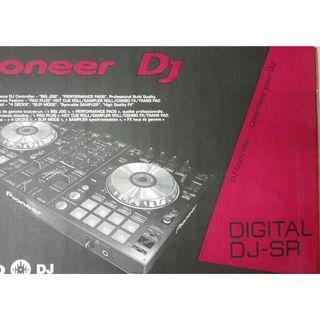 🚚 Pioneer DDJ-SR Serato DJ 雙軌控制器 (換器材固出售)