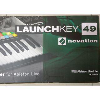 🚚 Novation Launchkey 49 MKII 控制鍵盤