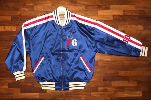 76ers Jacket