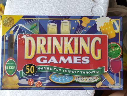 🚚 Drinking game