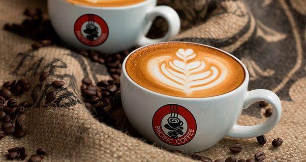 Pacific Coffee 8oz 細杯裝咖啡電子兌換