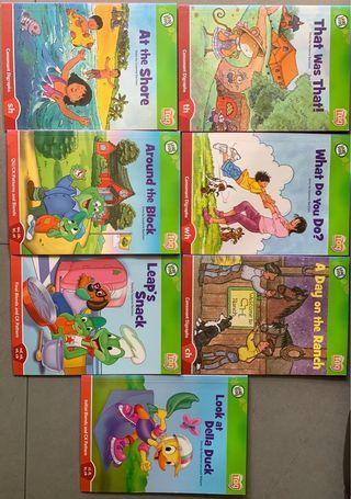LeapFrog/Tag books for early learners