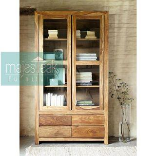 Teak Display Cabinet - majesTEAK Furniture